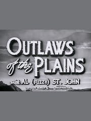 Outlaws Of The Plains