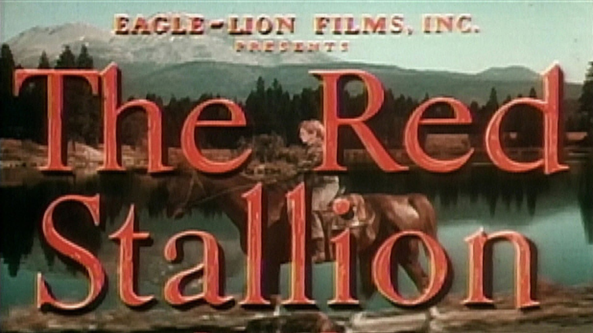 The Red Stallion