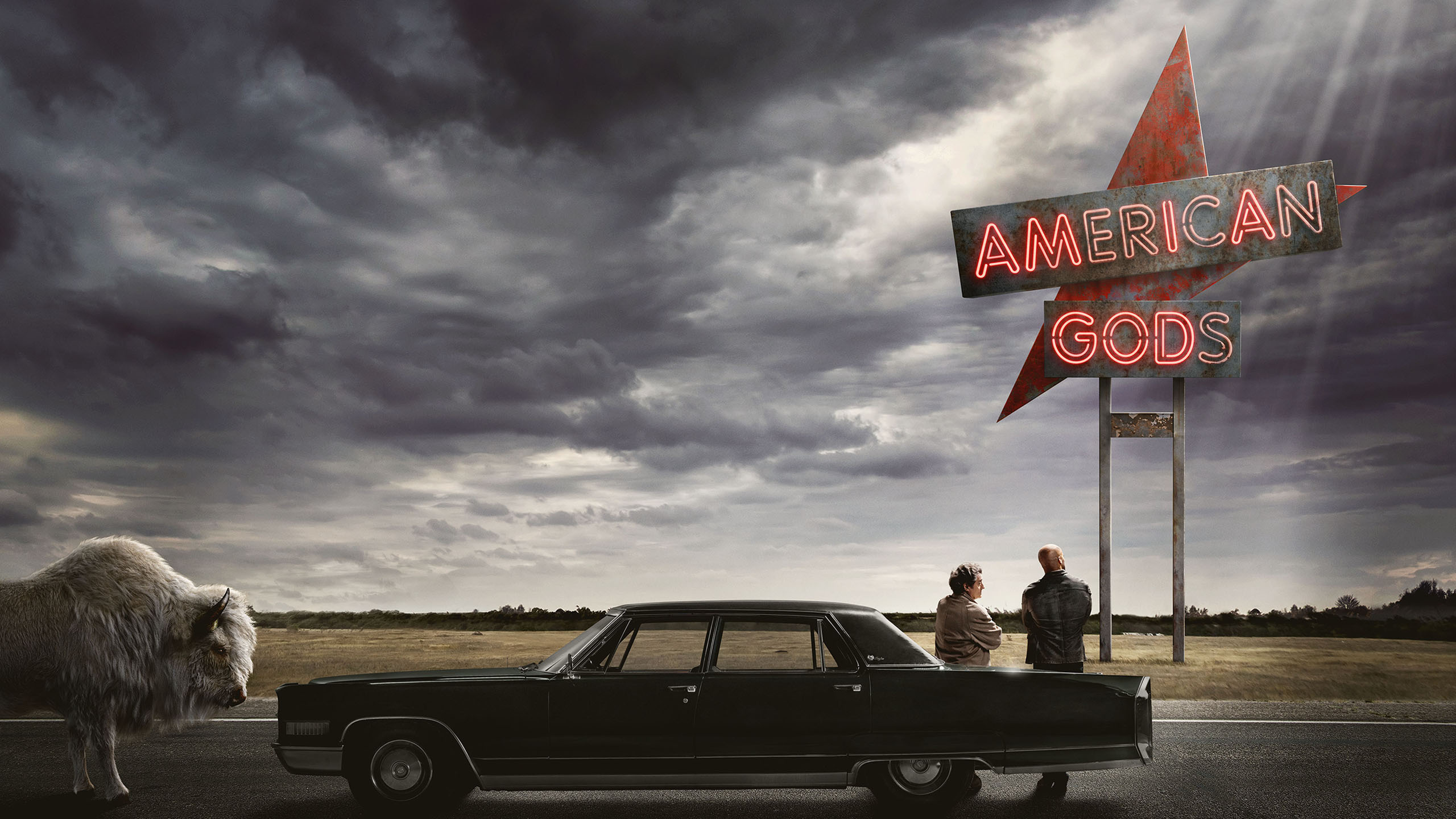 American Gods Official Site | STARZ